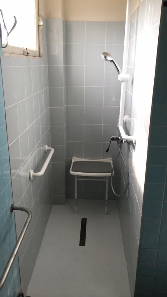 équipements sanitaires dans le secteur de Pessac